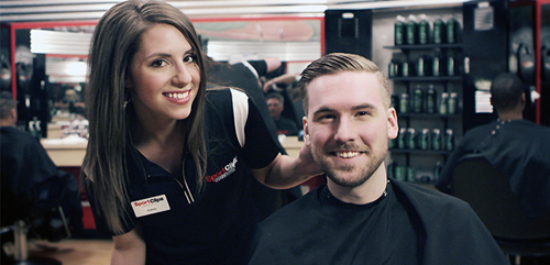 Sport Clips Haircuts of Indianapolis - 96th Street Haircuts